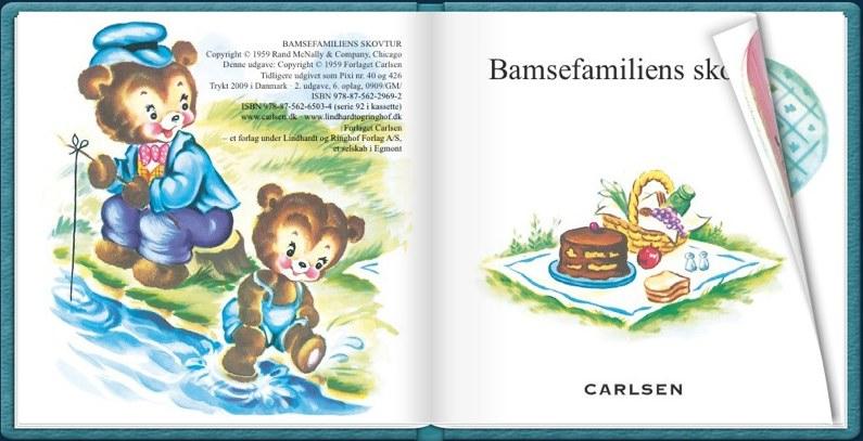 Bliv inspireret af børnebøger